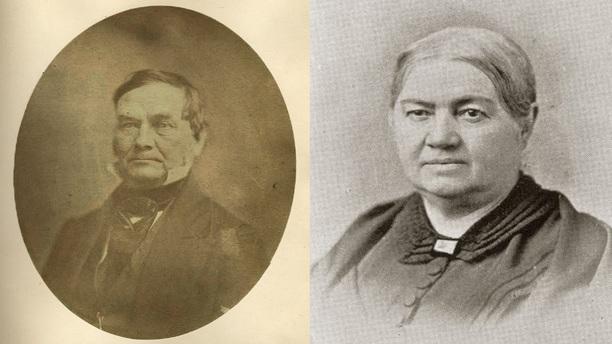 Henry and Elizabeth Baird