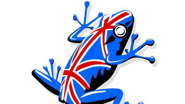 British Frog