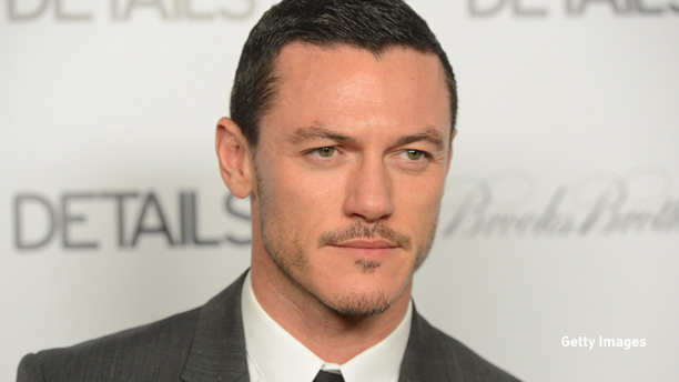 WEST HOLLYWOOD, CA - NOVEMBER 29:  Actor Luke Evans attends the DETAILS Hollywood Mavericks Party held at Soho House on November 29, 2012 in West Hollywood, California.  (Photo by Jason Merritt/Getty Images)
