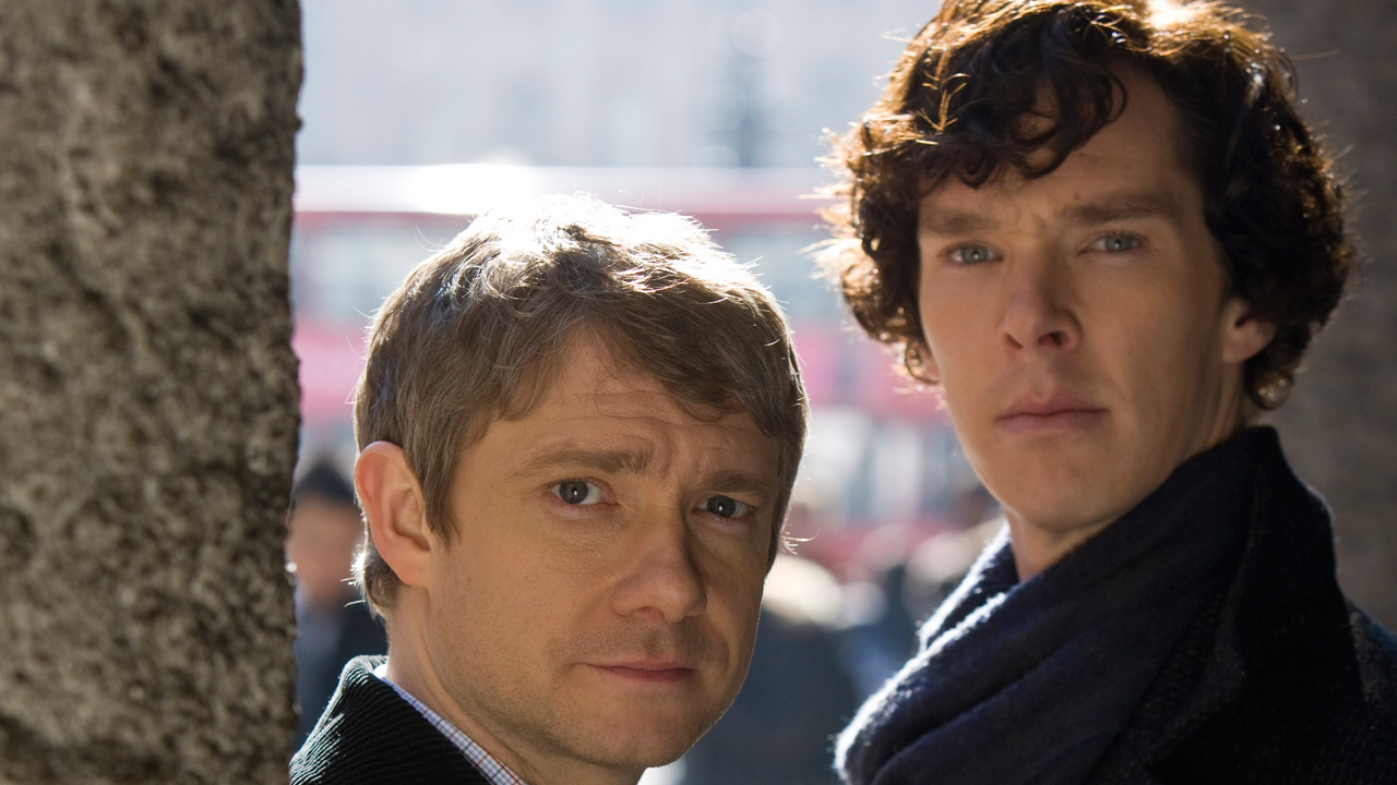 The Blind Banker | Sherlock | BBC America