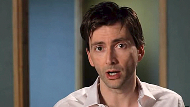 David Tennant reads Shakespeare