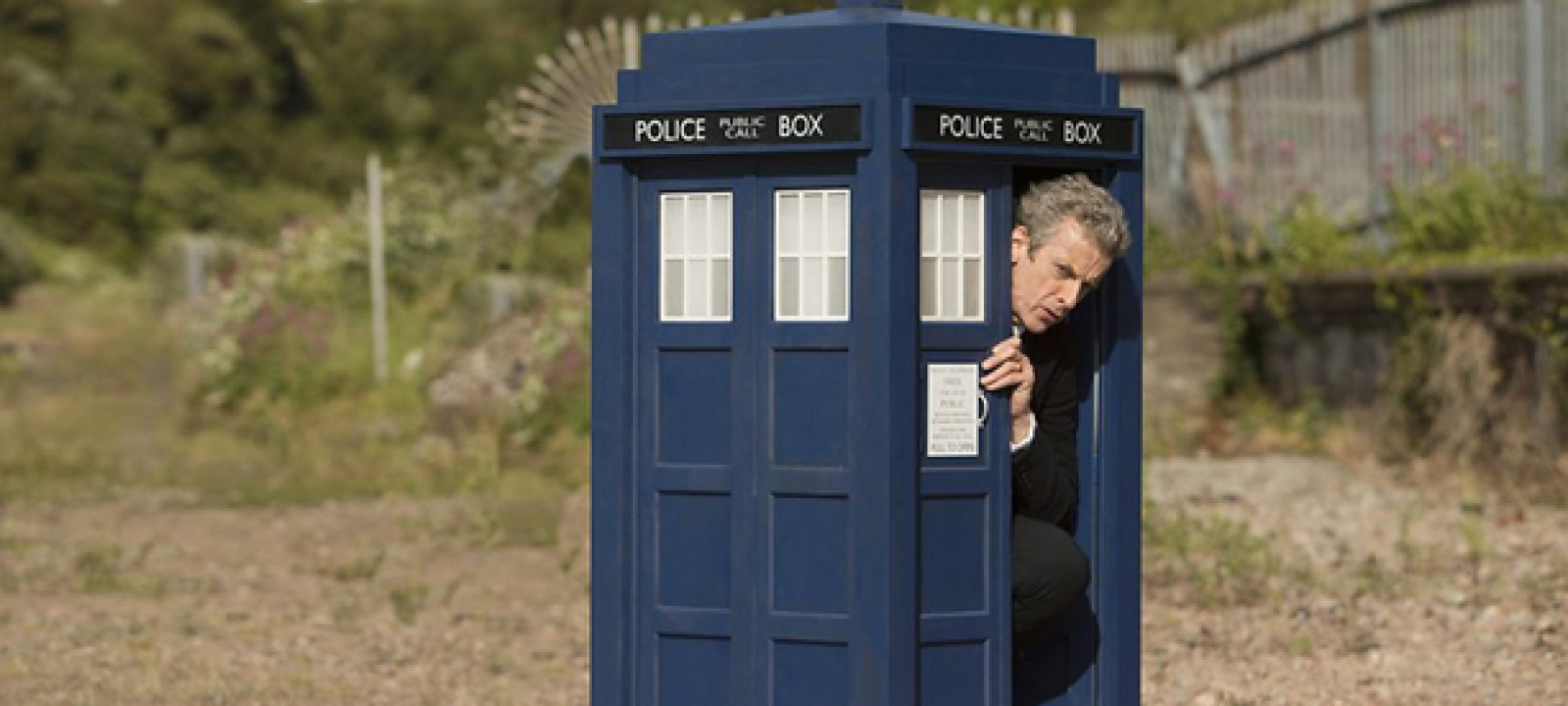 Doctor Who: Flatline
