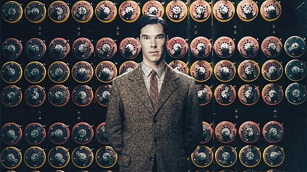 Benedict Cumberbatch as Alan Turing in 'The Imitation Game'