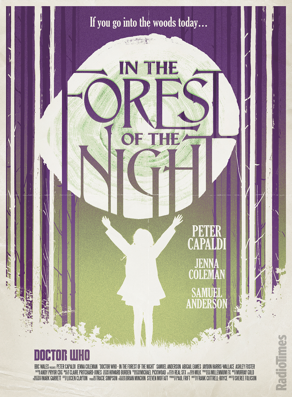 In the Forest of the Night poster