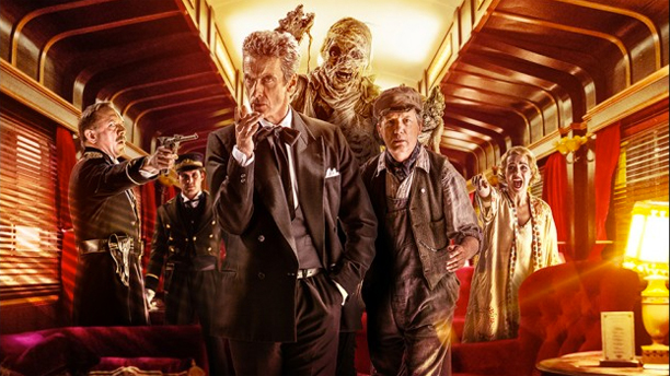 'Mummy on the Orient Express' (Pic: BBC)
