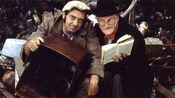 Steptoe and Son (Pic: BBC)