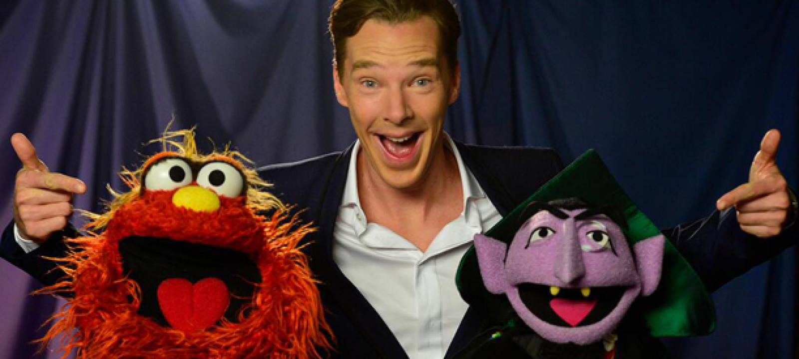 Benedict on Sesame Street[2]