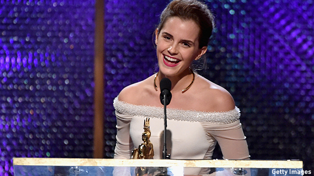 Emma Watson (Photo by Kevin Winter/Getty Images)