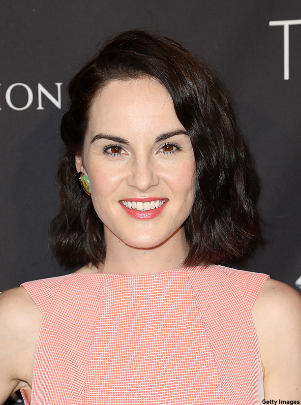 BEVERLY HILLS, CA - AUGUST 23:  Actress Michelle Dockery attends the 2014 BAFTA Los Angeles TV Tea presented by BBC America And Jaguar at SLS Hotel on August 23, 2014 in Beverly Hills, California.  (Photo by Frederick M. Brown/Getty Images)