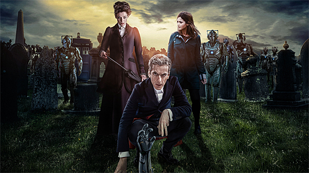 Doctor Who: Death in Heaven (Pic: BBC)