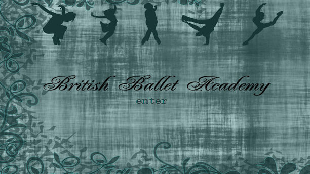 The British Ballet Academy logo. (British Ballet Academy)