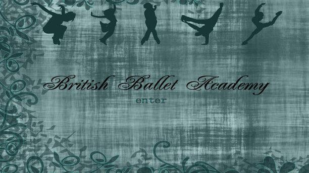 The British Ballet Academy logo. (British Ballet Academy)