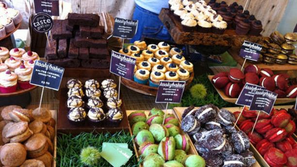 Kooky Bakes goodies at a pop-up at UpMarket. (PoppyTalk)
