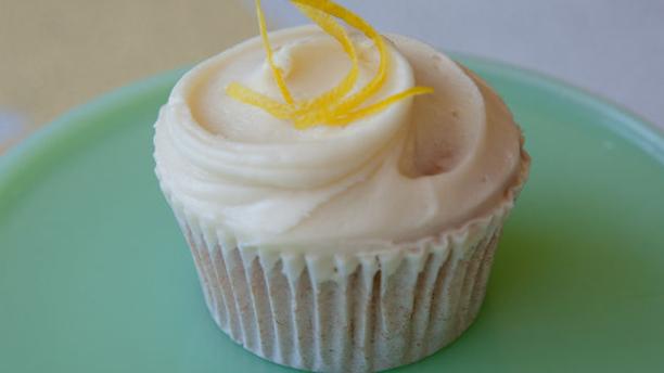 The Gin & Tonic Cupcake at Primrose Bakery. (Primrose Bakery)