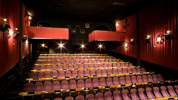 The Alamo Drafthouse Cinema's Interior. (Drafthouse)