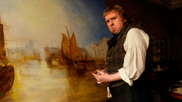Timothy Spall in 'Mr. Turner' (Photo: Film4/Focus Features)
