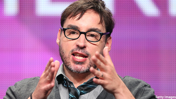 Toby Whithouse. (Photo: Frederick M. Brown/Getty Images)