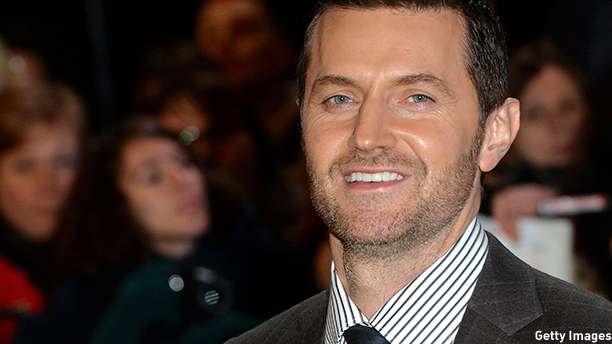 "LONDON, ENGLAND - DECEMBER 01:  Richard Armitage attends the World Premiere of ""The Hobbit: The Battle OF The Five Armies"" at Odeon Leicester Square on December 1, 2014 in London, England.  (Photo by Anthony Harvey/Getty Images)"
