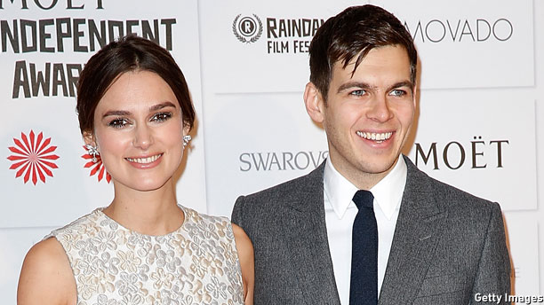 Keira Knightley and her husband James Righton (Pic: Tristan Fewings/Getty Images)
