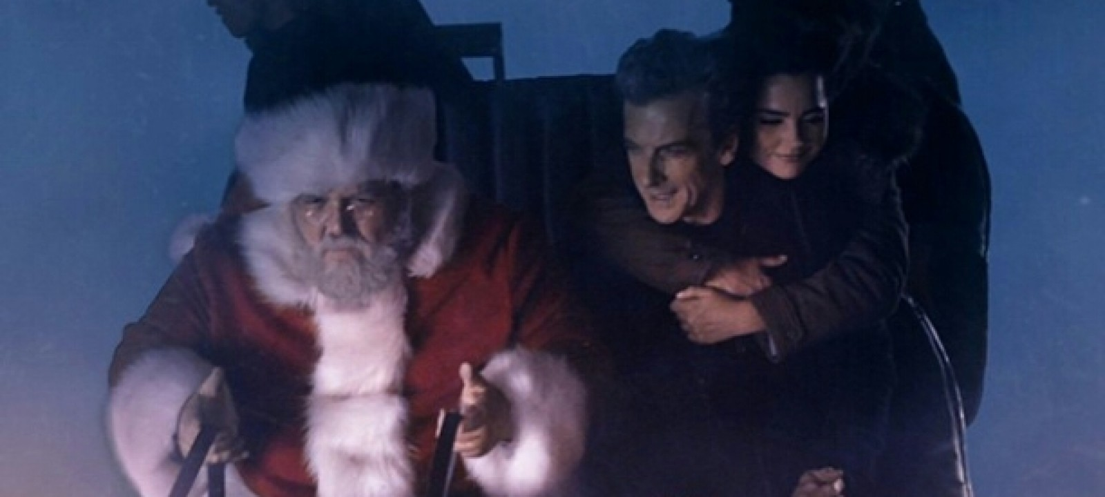 Doctor Who Last Christmas.Doctor Who 12 Great Last Christmas Moments In Gifs