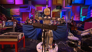 BBC Four's Robot orchestra
