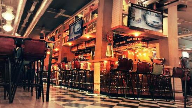 The interior of the Sports Bar & Grill. (Trip Advisor)