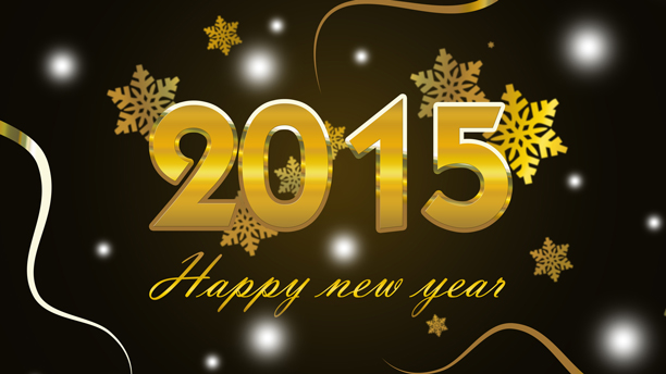 Happy New Year! (Photo: Fotolia)