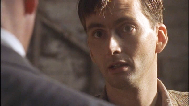David Tennant in 'Foyle's War' (Photo: Acorn TV)