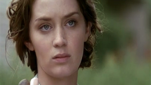 Emily Blunt in 'Foyle's War' (Photo: Acorn TV)