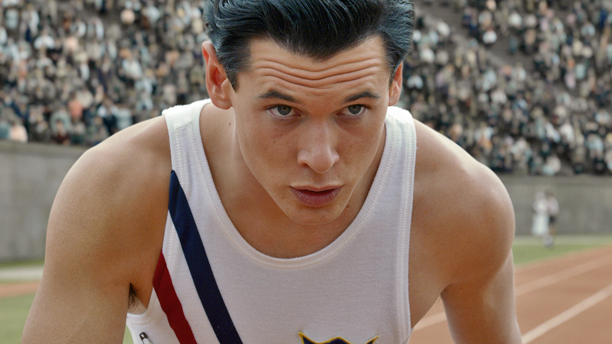 Jack O'Connell in 'Unbroken' (Photo: Legendary/Universal)