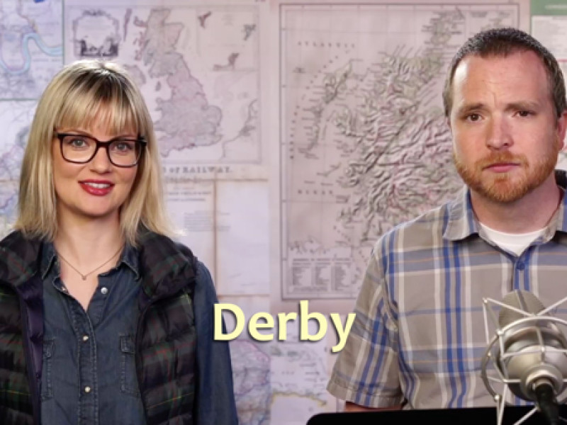 watch how to pronounce difficult u k place names bbc america. Black Bedroom Furniture Sets. Home Design Ideas