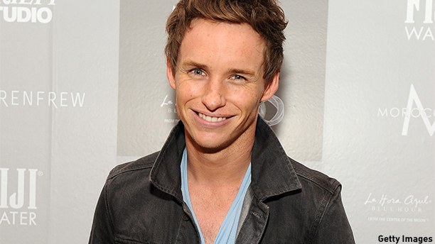 TORONTO, ON - SEPTEMBER 08:  Actor Eddie Redmayne attends the Variety Studio presented by Moroccanoil at Holt Renfrew during the 2014 Toronto International Film Festival on September 8, 2014 in Toronto, Canada.  (Photo by Angela Weiss/Getty Images for Variety)
