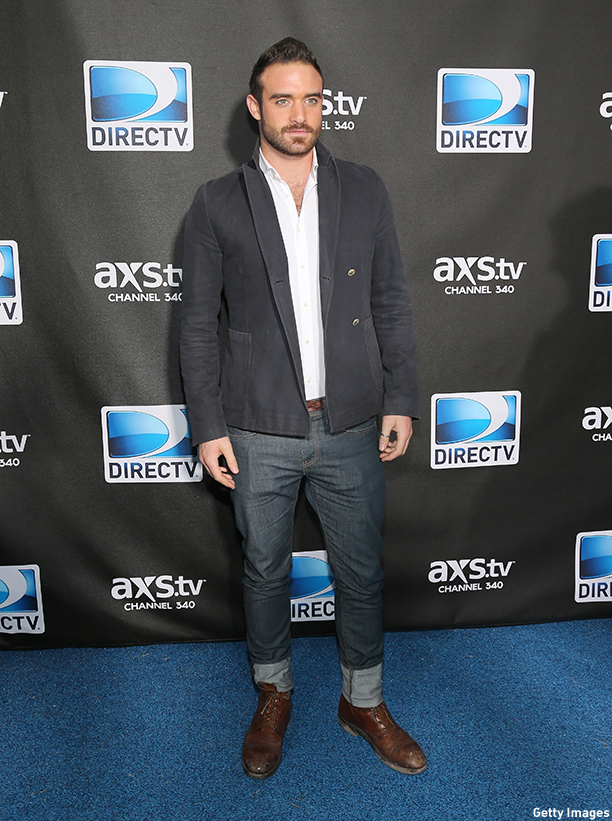 NEW ORLEANS, LA - FEBRUARY 02:  Joshua Sasse attends DIRECTV Super Saturday Night Featuring Special Guest Justin Timberlake & Co-Hosted By Mark Cuban's AXS TV on February 2, 2013 in New Orleans, Louisiana.  (Photo by Neilson Barnard/Getty Images for DirecTV)