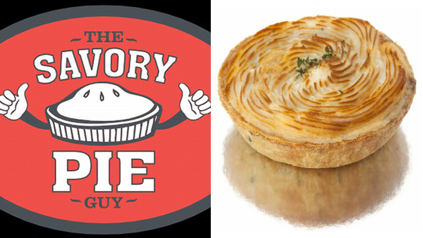 """I'm with this guy."" (Savory Pie Guy)"