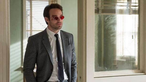 Charlie Cox in Daredevil. (Pic: Marvel Studios/Netflix)