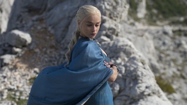 Emilia Clarke in 'Game of Thrones' Season 4. (Pic: HBO)