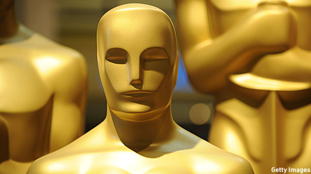 The Academy Award, literally (Pic: Robyn Beck/Getty Images)