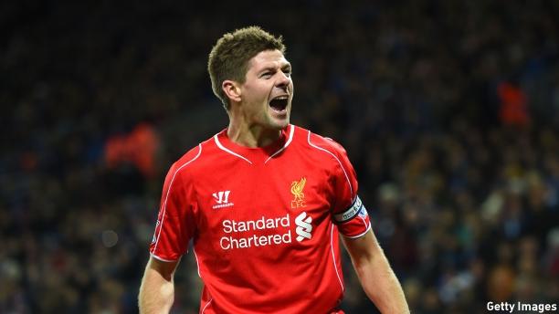 Liverpool F.C.'s captain Steven Gerrard. (Pic: Shaun Botterill/Getty Images)