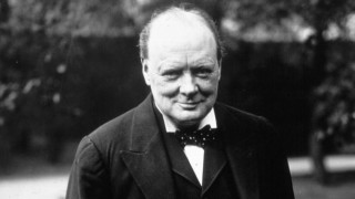 Sir Winston Churchill in 1929 (Pic: Fox Photos/Getty Images)