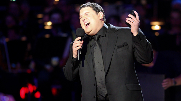 Peter Kay. (Photo: BBC)
