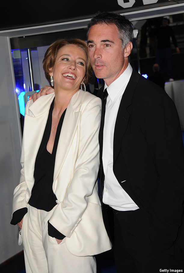 LONDON, UNITED KINGDOM - MAY 16: Emma Thompson and Greg Wise attend the premiere for Men In Black 3 at Odeon Leicester Square on May 16, 2012 in London, England. (Photo by Stuart Wilson/Getty Images)