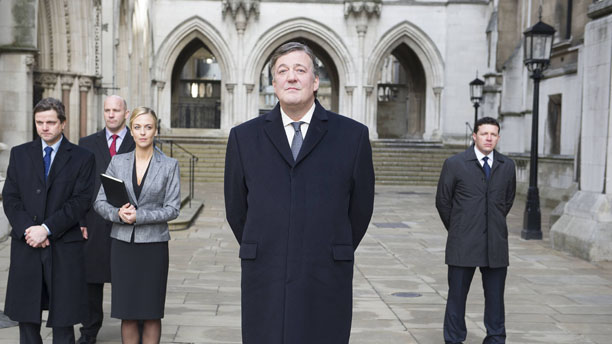 Fry stars as British Prime Minister (FOX)