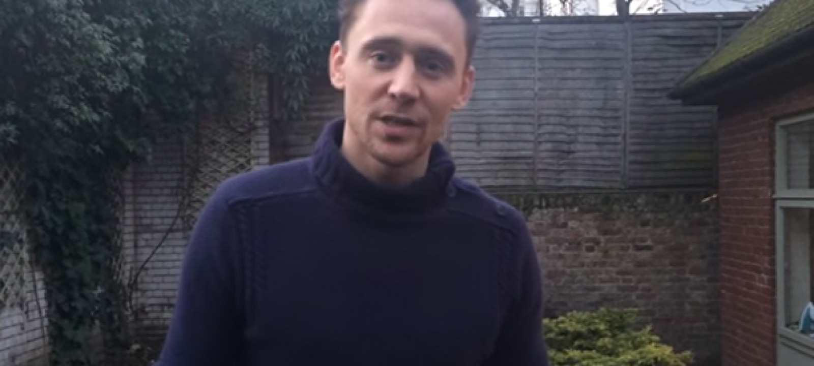 WATCH: Tom Hiddleston Takes Tongue Twister Challenge