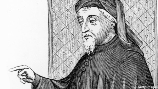 Geoffrey Chaucer (Pic: Hulton Archive/Getty Images)