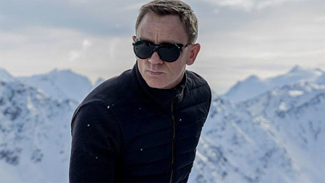 Daniel Craig as James Bond in 'Spectre' (Pic: Facebook)