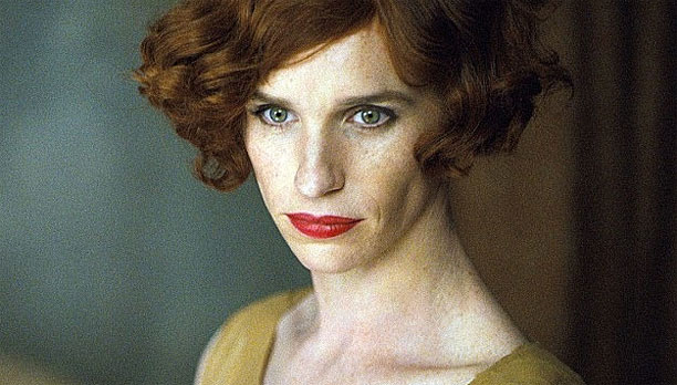 Eddie Redmayne in 'The Danish Girl' (Pic: Working Title)
