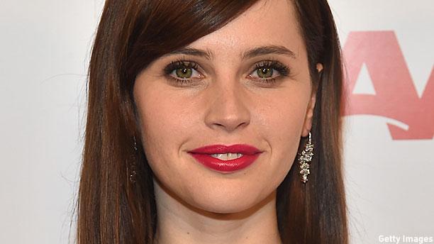 Felicity Jones (Pic: Gabriel Olsen/Getty Images)
