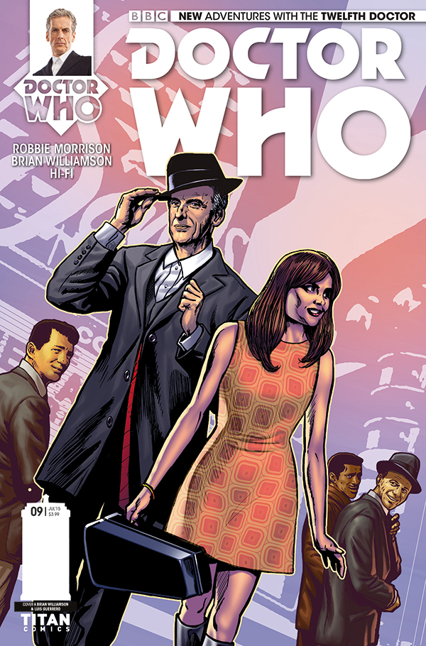 Doctor Who Titan Comics