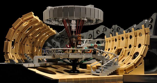 Lego Console room