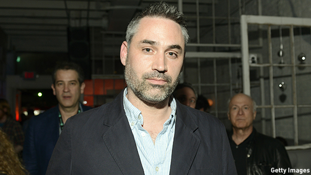 Alex Garland at South By Southwest. (Photo: Tim Mosenfelder/Getty Images for A24)